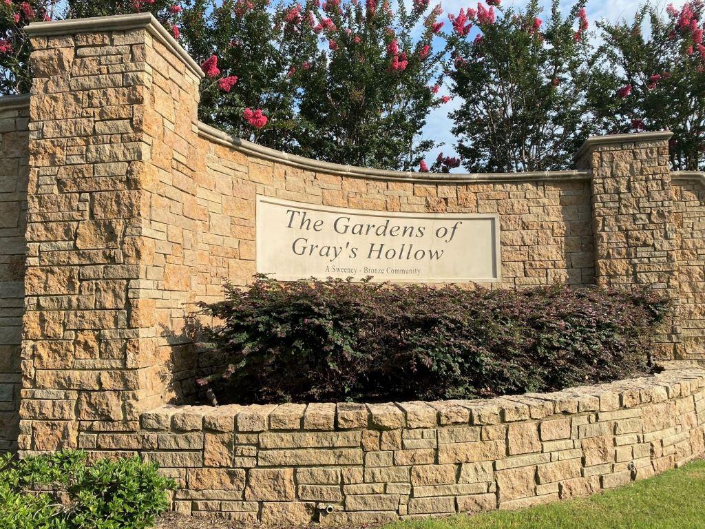 Gardens of Grays Hollow